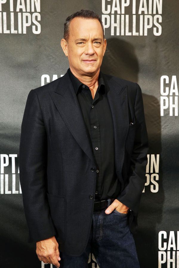 Tom Hanks Photo: HollyWoodReporter.Com/Eric Charbonneau/Invision for Sony Pictures/AP)