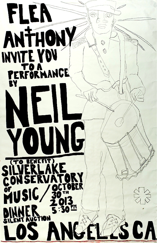 Neil Young Flyer