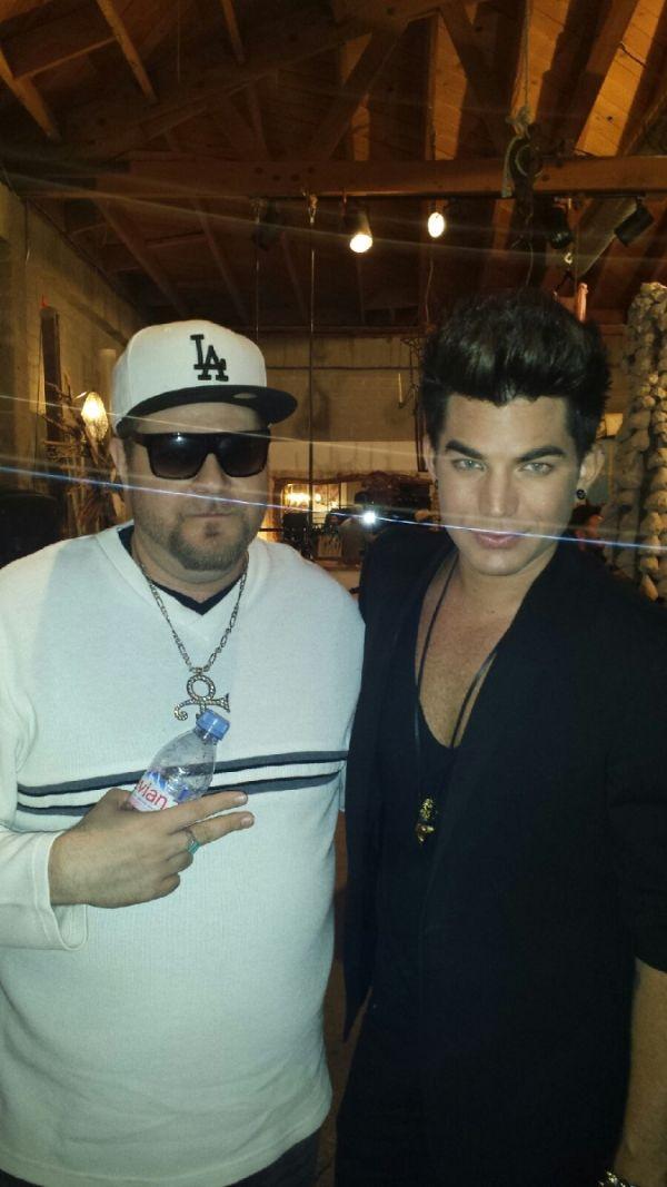 DrFunkenberry & Adam Lambert