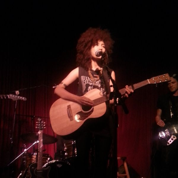 Andy Allo Photo: DrFunkenberry