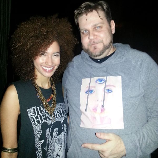 Andy Allo And DrFunkenberry