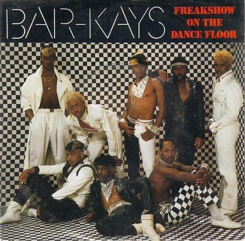 The Bar-Kays Freakshow On The Dance Floor Photo: FLICKR.com