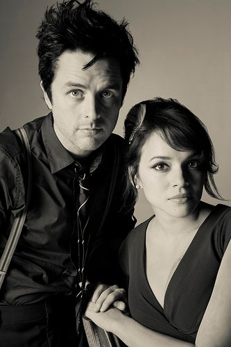 Billie Joe & Norah Jones Photo: Marina Chavez