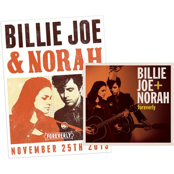 Billie Joe &Norah Promo Photo