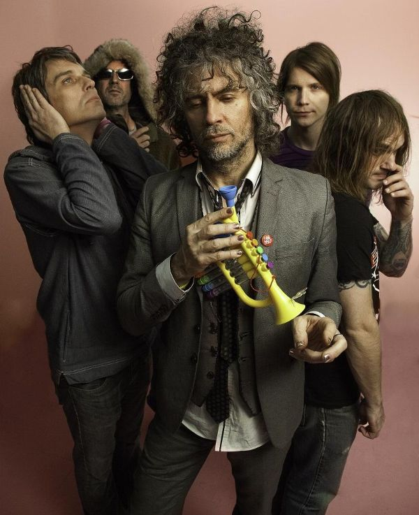 The Flaming Lips Promo Photo