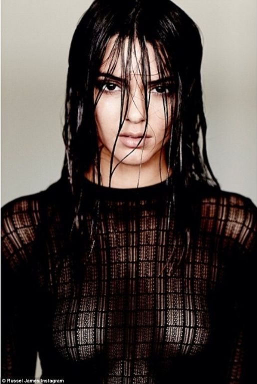 Kendall Jenner Photo: Instagram