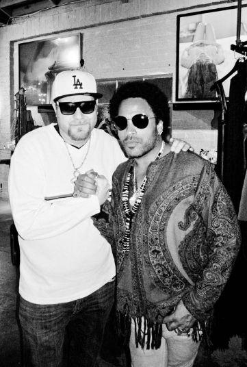 DrFunkenberry & Lenny Kravitz