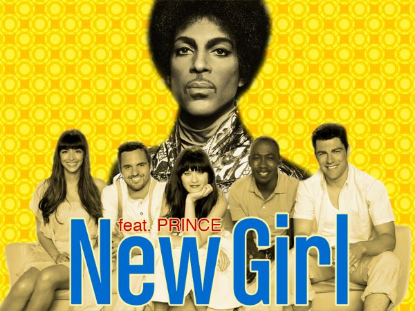 New Girl Feat. PRINCE Design By LV