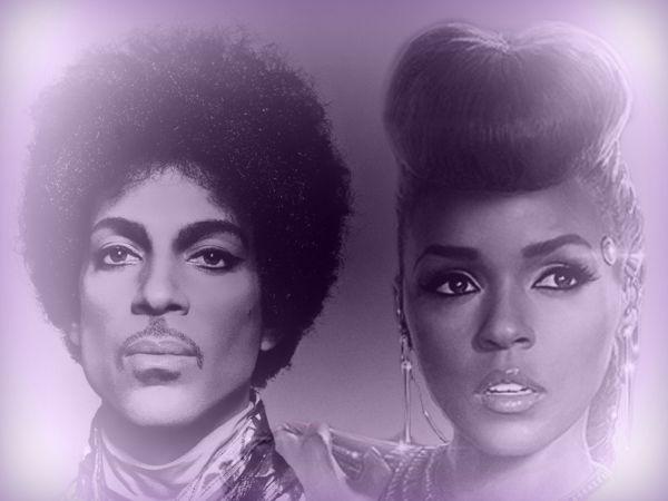 Prince & Janelle Monae Design: LV