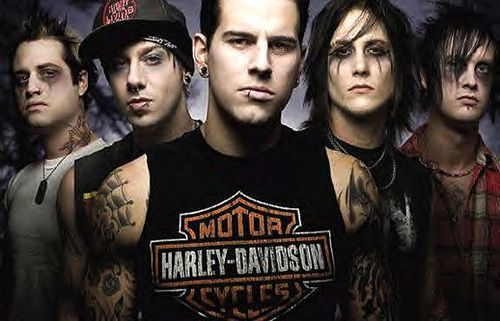 Avenged Sevenfold Promo Photo