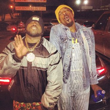 Bigboi & Andre3000 Photo: Instagram