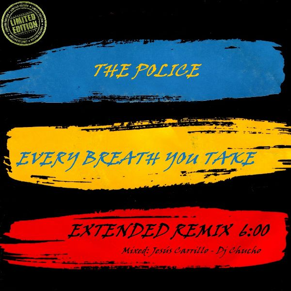 The Police Every Breath You Take Single