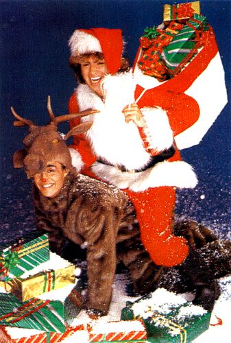 Wham Last Christmas Promo Photo