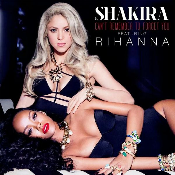 Shakira & Rihanna Promo Cover Photo
