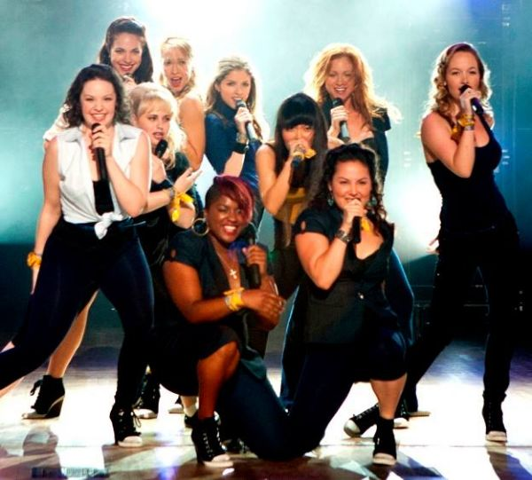 Pitch Perfect Promo Photo Universal Pictures