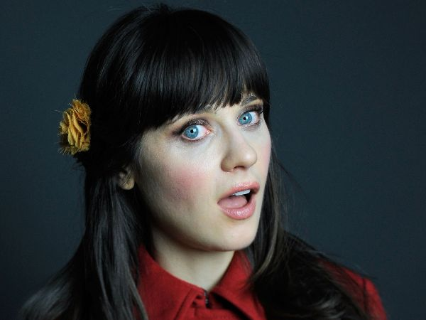 Zooey Deschanel Promo Photo