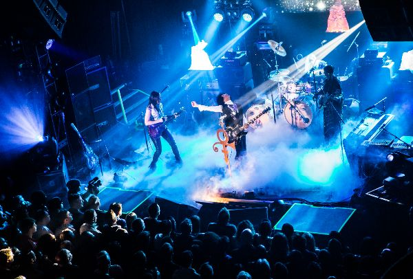 - PRINCE AT KOKO - FIRST SHOW - © 2014 Jenn Five