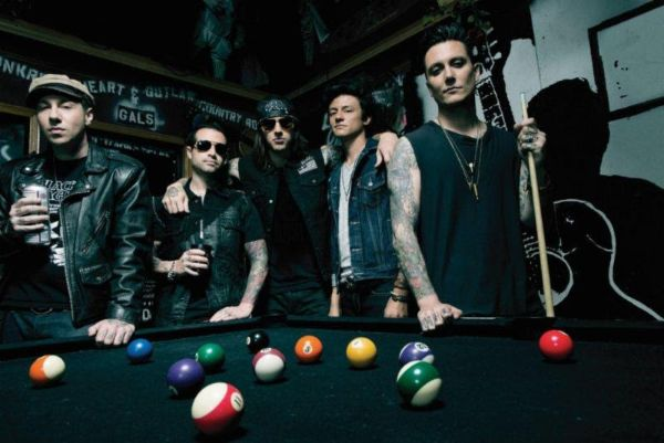Avenged Sevenfold Photo: Warner Bros.