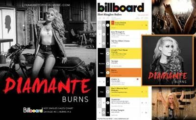 Diamante Billboard File Photo