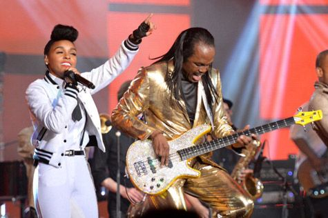 Janelle Monae & Verdine White Photo Rap-Up.Com