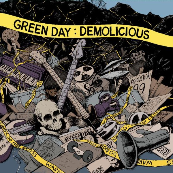 Green Day Demolicious Cover