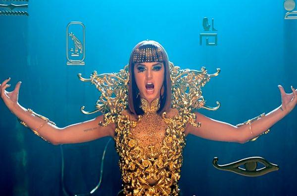 Katy Perry Screen Cap Billboard.com
