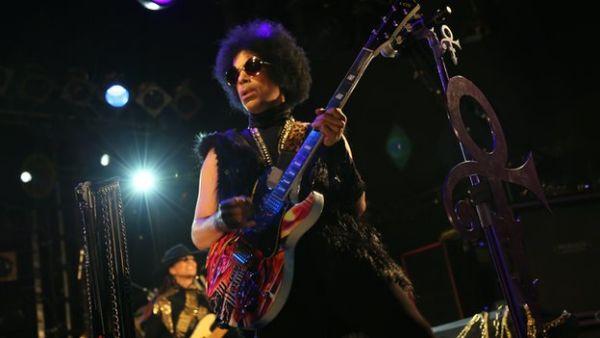Prince London Photo: BBC News 6