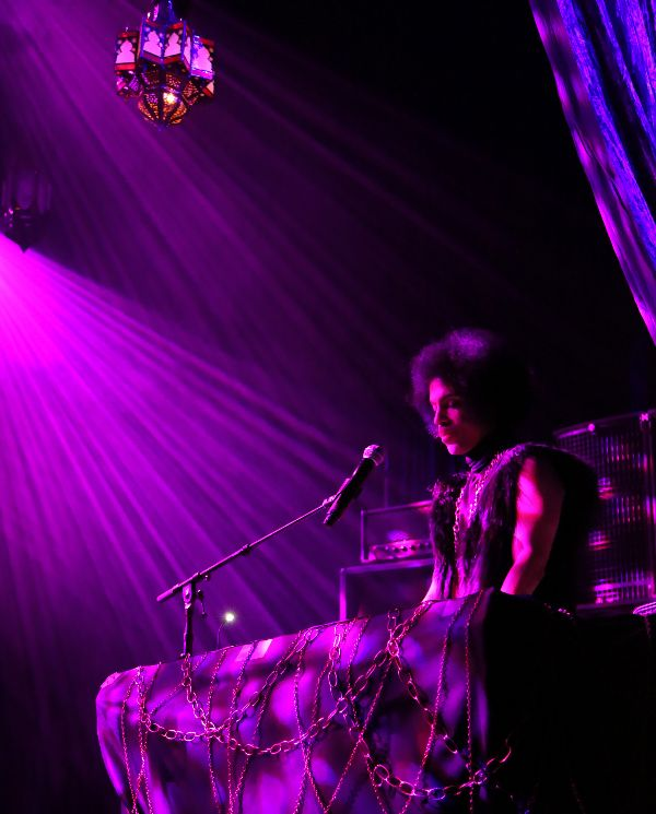 PRINCE-Oakland Photo: NPG Records 2014