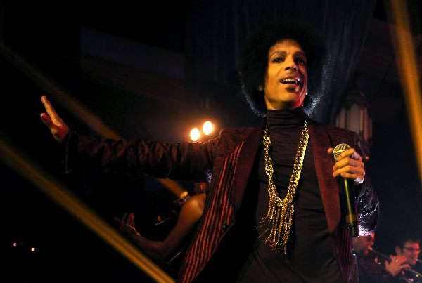 Prince Photo: Kevin Mazure/WireImage.com