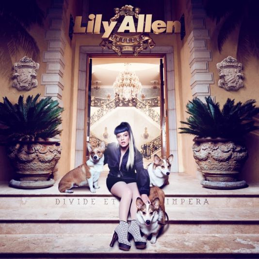 Lily Allen Sheezus Cover
