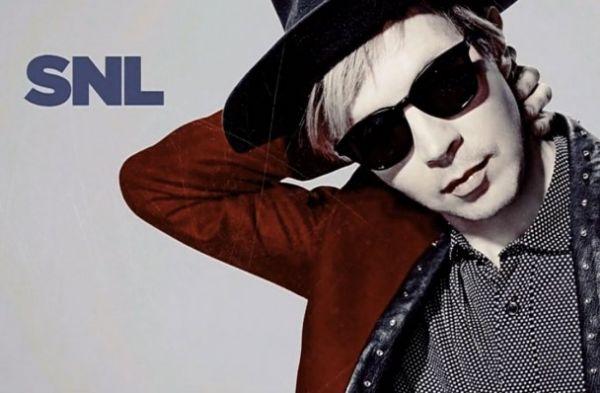Beck Photo: SNL.com
