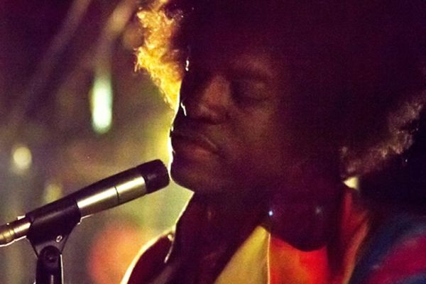 Andre 3000 As Jimi Hendrix Promo Photo