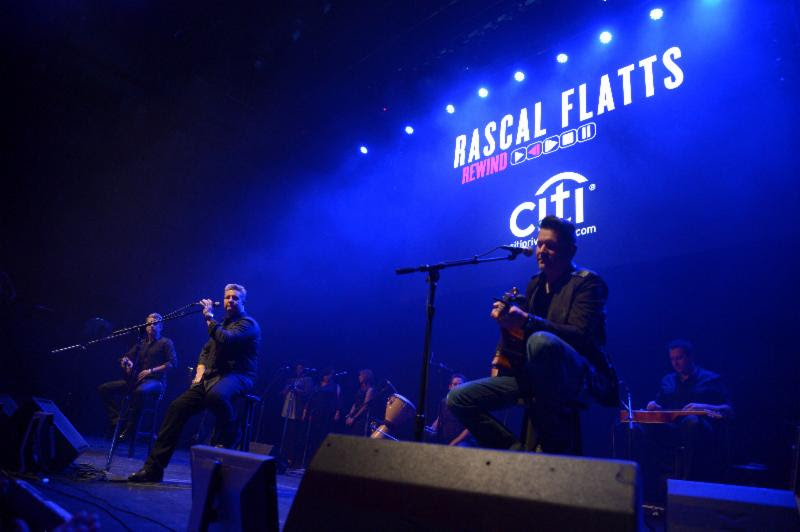 Rascal Flats Photo: BBGunPress