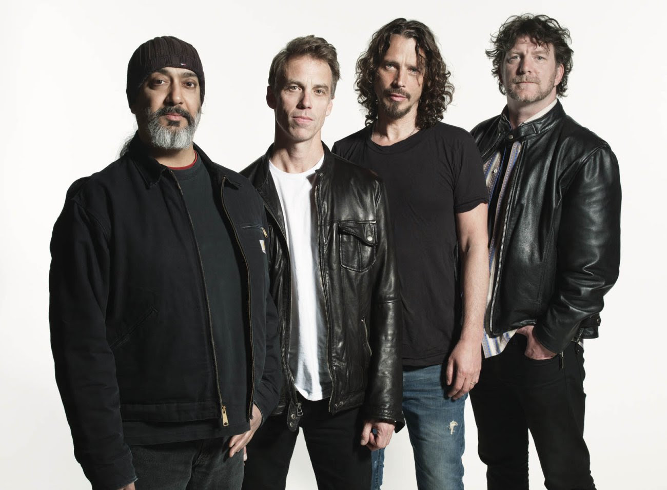 Soundgarden Promo Photo