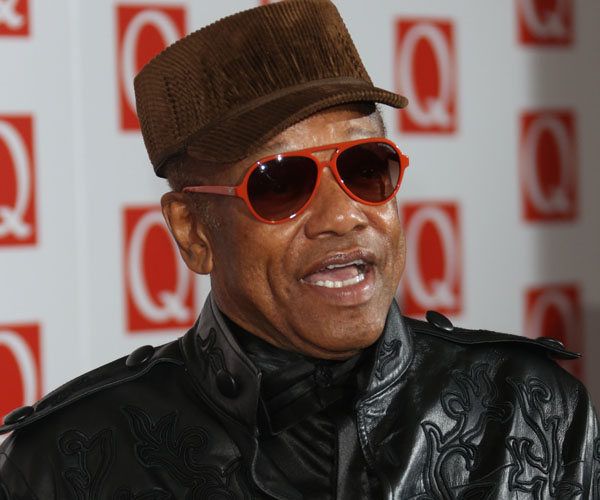 Bobby Womack Photo: GigWise.com