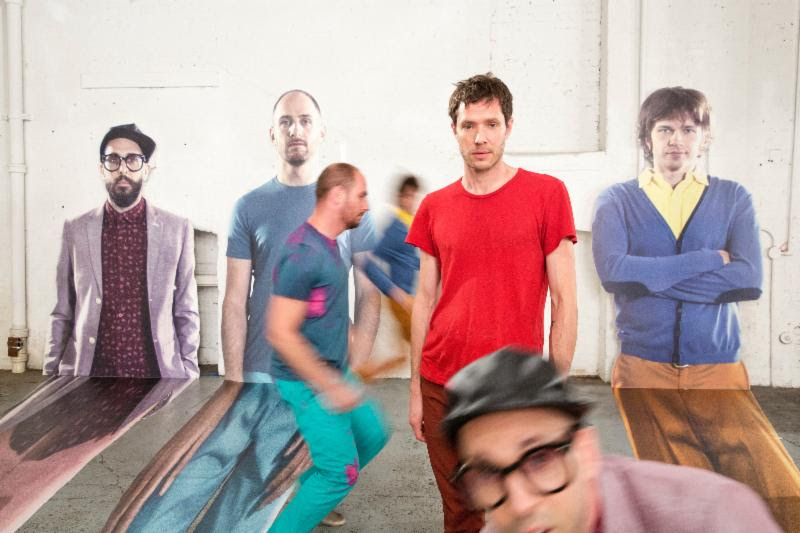 OK Go Promo Photo