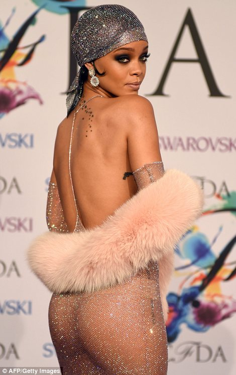 Rihanna Photo: GettyImages.com