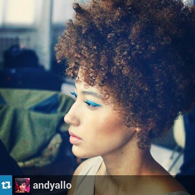 Andy Allo Feeling Kinda Blue #MilesDavis