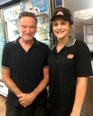 Robin Williams June 2014