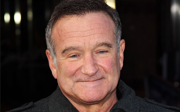 Robin Williams File Photo GettyImages.com