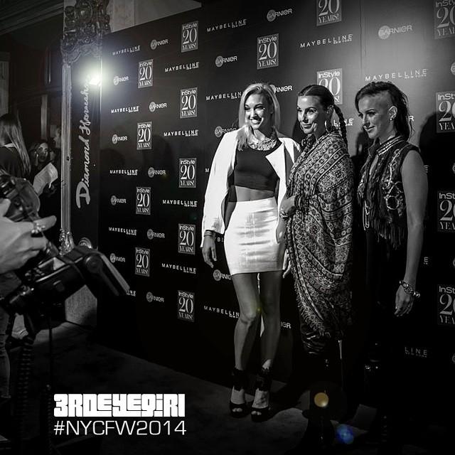 High Fashion! 3RDEYEGIRL Take Over #NYCFW2014