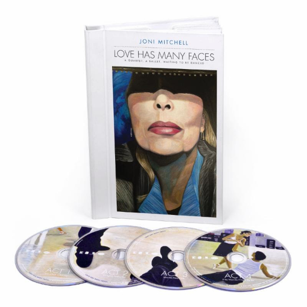 Joni Mitchell Love Has Many Faces