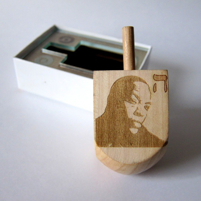 Photo Of The Moment: Dr. Dreidel