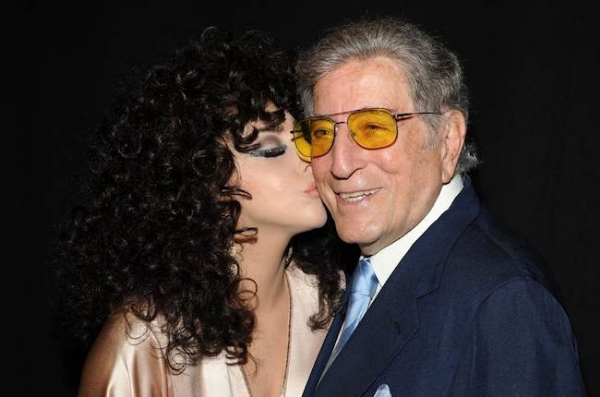 Lady Gaga & Tony Bennett Photo: Billboard.com