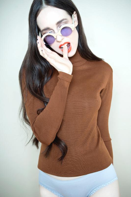 Allie X Promo Photo