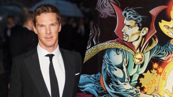 Benedict Cumberbatch/Dr. Strange Photo: Variety.com