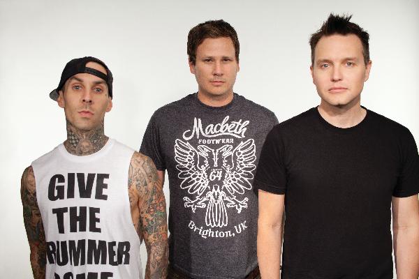 Blink 182 Promo Photo
