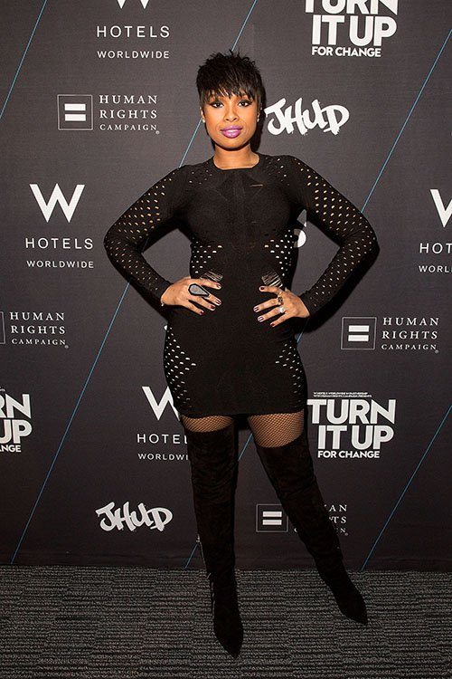 Jennifer Hudson Photo: GettyImages.com