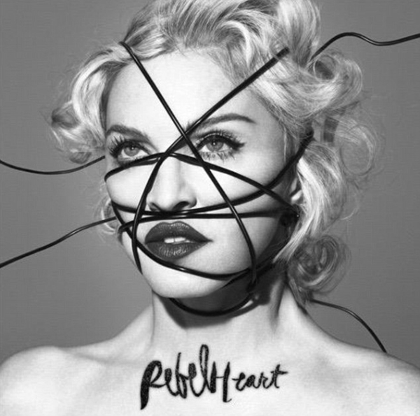 Madonna Promo Photo