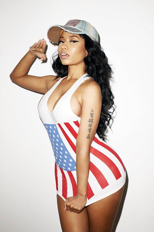 Nicki Minaj Photo: Terry Richardson
